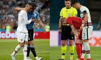 Là người đầu tiên có mặt khi cầu thủ đội bạn bị đau, Cristiano Ronaldo là một huyền thoại