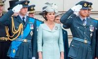 Nàng dâu Kate không có tên trong danh sách người dự lễ khánh thành tượng Công nương Diana?