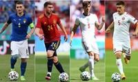 Những con số thống kê tại EURO 2020 nói gì về 4 đội ở vòng Bán kết? Đội nào dễ vô địch?