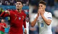 Cristiano Ronaldo và Patrik Schick cùng ghi 5 bàn, nhưng vì sao Ronaldo vẫn được xếp trên?