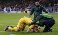 Vì sao thủ môn Donnarumma của Ý gục xuống sân khóc nức nở sau khi đội nhà chiến thắng?