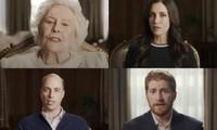 Trailer phim về Harry - Meghan: Netizen khó chịu với hình ảnh Nữ hoàng và Công nương Kate