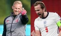 Bị hỏi sẽ làm gì để ngăn đội Anh vô địch, thủ môn Đan Mạch Kasper Schmeichel đáp cực gắt