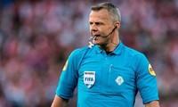 Những điều đặc biệt về trọng tài Bjorn Kuipers người Hà Lan, bắt trận chung kết EURO 2020