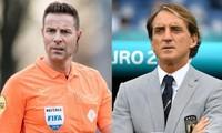 """Đội tuyển Ý thêm lo khi biết """"danh tính"""" một trọng tài VAR trong trận chung kết EURO 2020"""