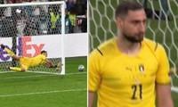 """Thủ môn Donnarumma giải thích về thái độ """"lạnh tanh"""" khi cản được quả penalty quyết định"""