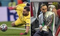 """Những con số """"điên rồ"""" về thủ môn Donnarumma, cho thấy tại sao đội Ý ít """"sợ"""" sút luân lưu"""