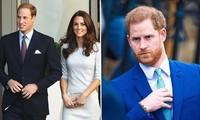 Sau thông tin Hoàng tử Harry viết hồi ký, nhà William - Kate bất ngờ lập luôn dấu mốc mới