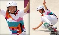 Nhà vô địch Olympics làm nên lịch sử: Mới 13 tuổi đã giành huy chương vàng cho Nhật Bản