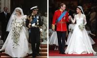 Nhân kỷ niệm ngày cưới Công nương Diana, netizen nhắc sự tương đồng của Kate và mẹ chồng