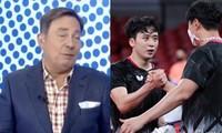 Bình luận viên Hy Lạp nhận xét gì về VĐV Hàn Quốc ở Olympic Tokyo mà bị đuổi việc lập tức?