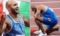 Olympic Tokyo: VĐV người Ý tiết lộ động lực giúp anh lập kỷ lục ở môn chạy 100 mét nam