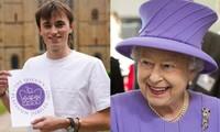 Biểu trưng cho Đại lễ Bạch kim của Nữ hoàng Anh được công bố: Tác giả là một bạn trẻ Gen Z