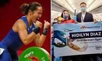 Góc GATO: Choáng với số quà mà nữ đô cử Philippines giành HCV ở Olympic Tokyo được tặng