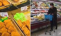 Trượt chân vì giẫm vào miếng bí ở siêu thị, một người Nhật được bồi thường số tiền khó tin