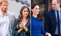 """Quỹ Hoàng gia của William - Kate tăng trưởng bất ngờ từ sau khi Harry - Meghan """"ra riêng"""""""