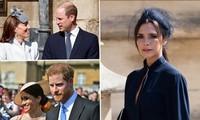 Nhà Beckham khó xử vì chuyện trong Hoàng gia Anh: Chọn William - Kate hay Harry - Meghan?