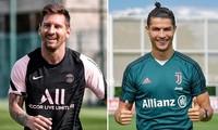 """Lionel Messi sang PSG và Cristiano Ronaldo sang Juventus: Ai khiến Internet """"bùng nổ"""" hơn?"""