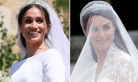 Top 5 bộ váy cưới nổi tiếng nhất thập kỷ: Mỗi nàng dâu của Hoàng gia Anh chiếm một vị trí