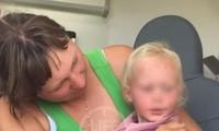 Bé gái hơn 1 tuổi ở Nga được tìm thấy sau khi đi lạc 3 ngày đêm trong rừng rậm
