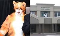 Mỹ: Nhà trường khó xử khi một nhóm học sinh bỗng nhiên mặc đồ và hành động y như mèo