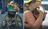 Chiến thắng đâu phải là tất cả: VĐV ở Paralympic có hành động đẹp khiến ai cũng ngưỡng mộ