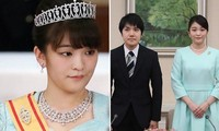 """Kết hôn với người yêu """"thường dân"""", Công chúa Mako của Nhật từ chối 30 tỷ đồng tiền hỗ trợ"""
