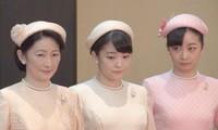 """Từ việc Công chúa Mako sắp cưới """"thường dân"""", Hoàng gia Nhật dự định thay đổi quy tắc cũ?"""