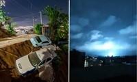 Ánh sáng kỳ dị lúc động đất mạnh khiến người dân Mexico tưởng ngày Tận thế, thực ra là gì?