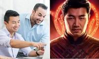 """Bị trêu vì từng làm người mẫu ảnh """"bình dân"""", diễn viên Shang-Chi dùng ảnh cũ để """"bật"""" lại"""