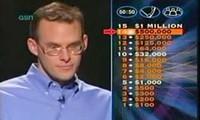 """Đây là 5 câu hỏi khó nhất trong gameshow """"Ai là triệu phú?"""", bạn trả lời được mấy câu?"""