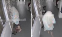 Hết chịu nổi khi hàng xóm trùm ga giường giả vờ làm ma, một người Singapore phải kêu cứu