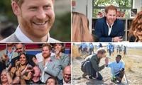 Hoàng gia Anh chúc mừng sinh nhật Harry: Bài đăng của nhà William - Kate có sự khác biệt