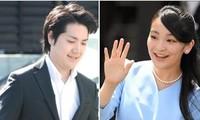 """Người yêu """"thường dân"""" chuẩn bị về Nhật để cưới Công chúa Mako, công chúng vẫn nghi ngại"""