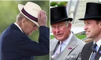 Thái tử Charles lần đầu tiết lộ cuộc trò chuyện cuối cùng với Hoàng thân Philip