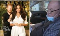 Được mời mua tạp chí có ảnh con gái mình trên bìa, cha của Meghan Markle phản ứng thế nào?