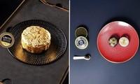 Những mẫu bánh Trung thu đắt nhất châu Á: Làm bằng gì mà có loại bằng cả 2 tháng lương?
