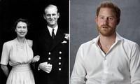 Phim tài liệu có các thành viên Hoàng gia Anh được chiếu, một câu nói của Harry được chú ý
