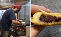 """Bác bán bánh cá taiyaki xin lỗi vì cho ít nhân, phản ứng của """"thượng đế"""" ngọt hơn cả bánh"""