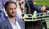 Diễn viên phim Harry Potter gục xuống khi đang chơi đánh golf, tình trạng của anh thế nào?