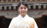Nhật Bản đã quyết định về việc Công chúa Mako từ chối 30 tỷ đồng hỗ trợ khi rời Hoàng gia