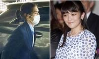 """Người yêu """"thường dân"""" của Công chúa Mako đang về Nhật: Gây chú ý với ngoại hình khác lạ"""