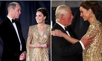 4 thành viên Hoàng gia Anh gặp gỡ: William - Kate thân thiết với vợ chồng Thái tử Charles
