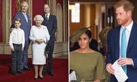 """Sách về Meghan khẳng định: Harry - Meghan coi một bức ảnh Hoàng gia là """"thông điệp ngầm"""""""