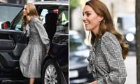 Công nương Kate chứng tỏ sức ảnh hưởng về thời trang khi mặc bộ váy có mức giá rất bất ngờ