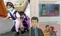 Malaysia: Tranh cãi vụ sách giáo dục thể chất cho học sinh tiểu học có nội dung nhạy cảm