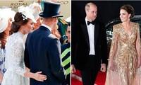 Sau khi Harry - Meghan được coi như hai ngôi sao, William - Kate tổ chức sự kiện toàn sao