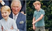 Thái tử Charles làm việc đặc biệt, thể hiện tình cảm với con trai lớn của William - Kate