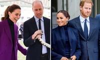 Nhà William - Kate vừa công bố lễ trao giải lớn, Harry - Meghan thông báo ngay vai trò mới