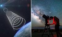 """Phát hiện sóng bí ẩn """"bật"""" rồi """"tắt"""" từ giữa dải Ngân Hà: Thông điệp từ nền văn minh khác?"""